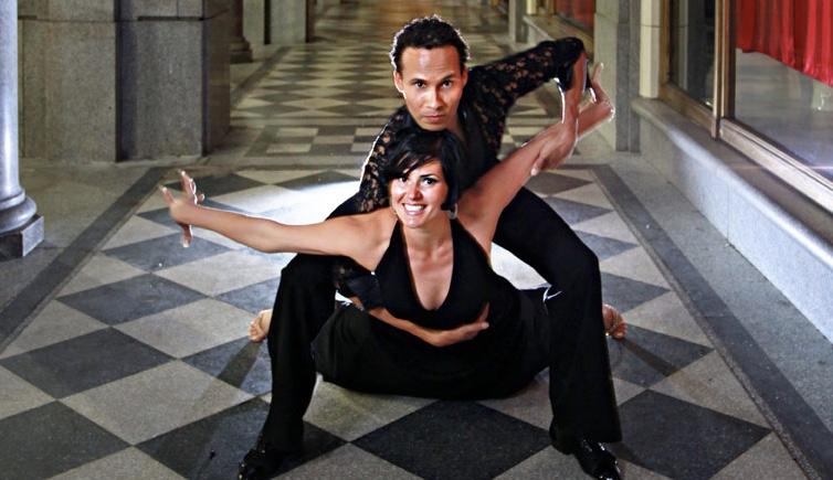 David & Olya